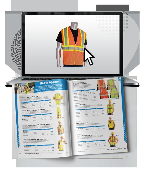 eCommerce Catalog PNG